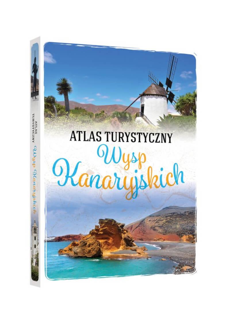 Atlas turystyczny Wysp Kanaryjskich