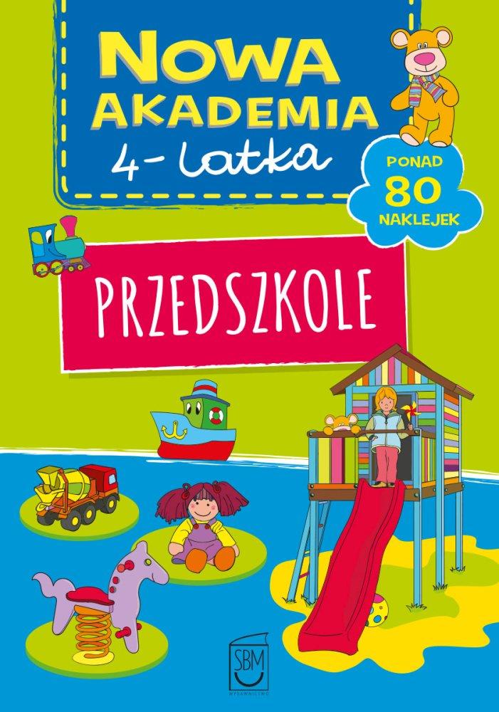 Nowa Akademia 4-latka. Przedszkole