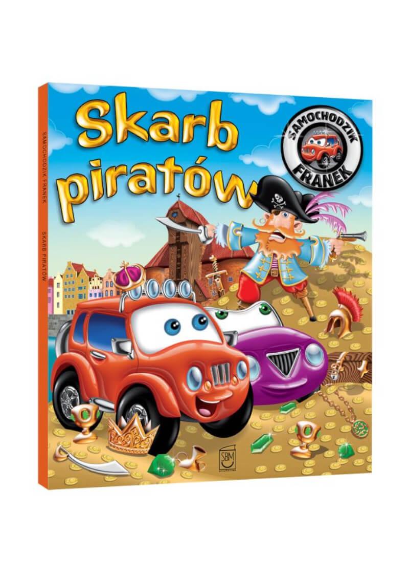 Samochodzik Franek. Skarb piratów