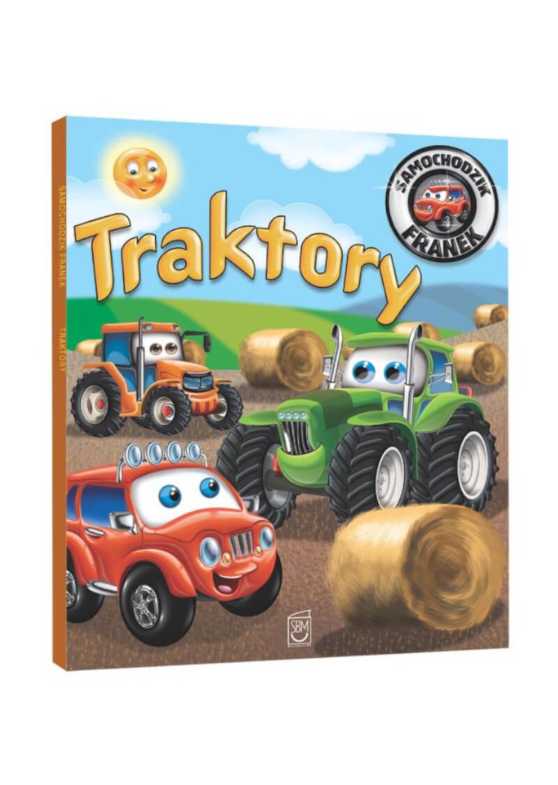Samochodzik Franek. Traktory