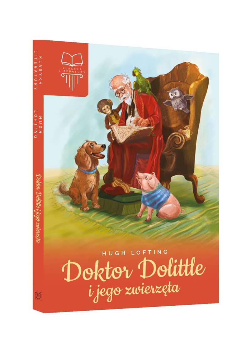 Doktor Dolittle i jego zwierzęta. Bez opracowania