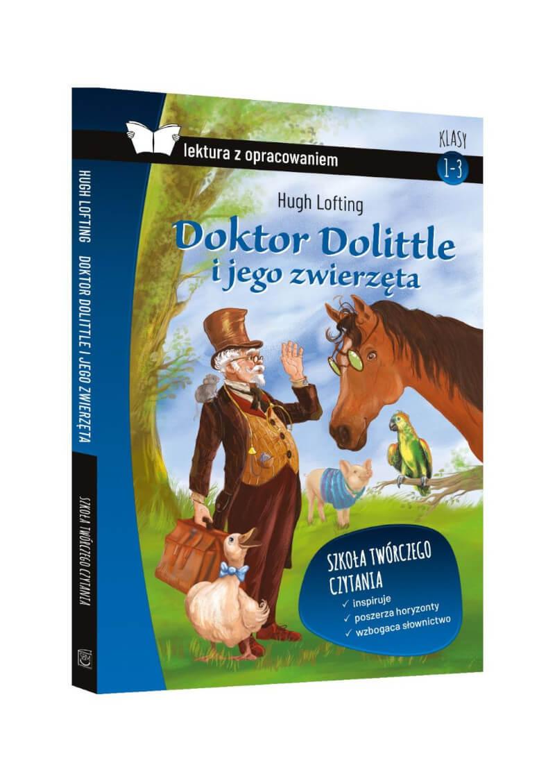 Doktor Dolittle i jego zwierzęta. Z opracowaniem
