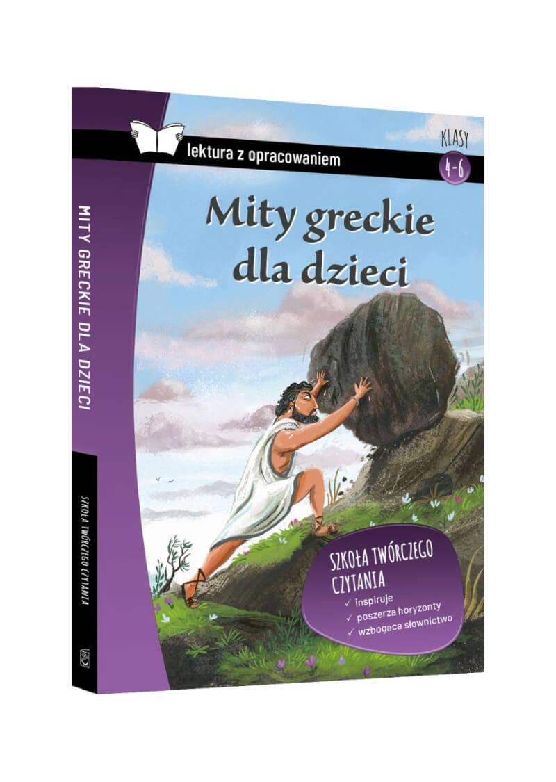 Mity greckie dla dzieci. Krótkie opracowanie