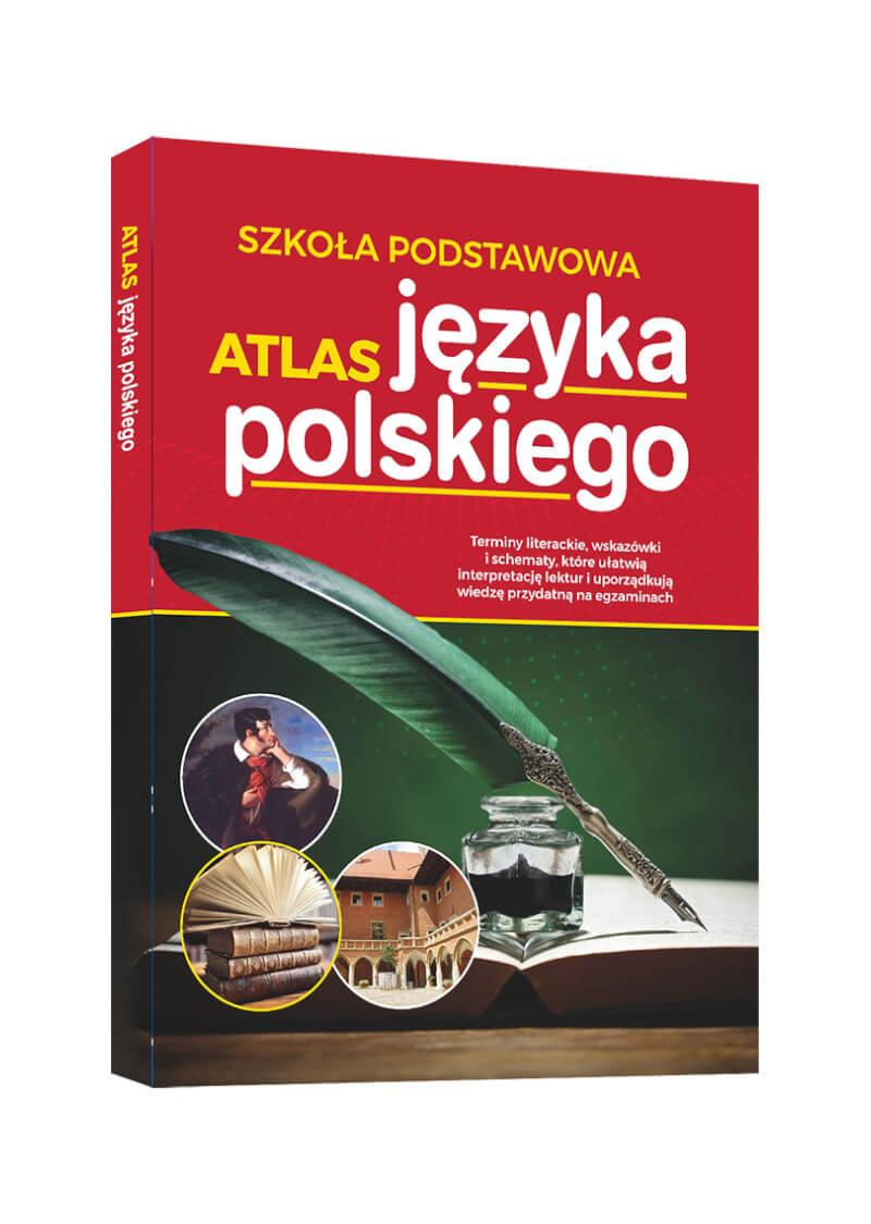 Atlas języka polskiego. Szkoła podstawowa