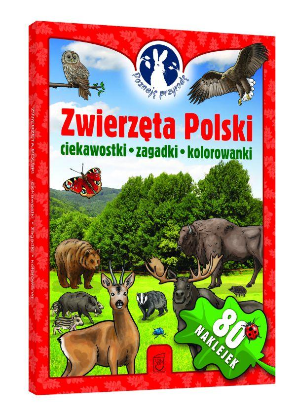 Poznaję przyrodę. Zwierzęta Polski
