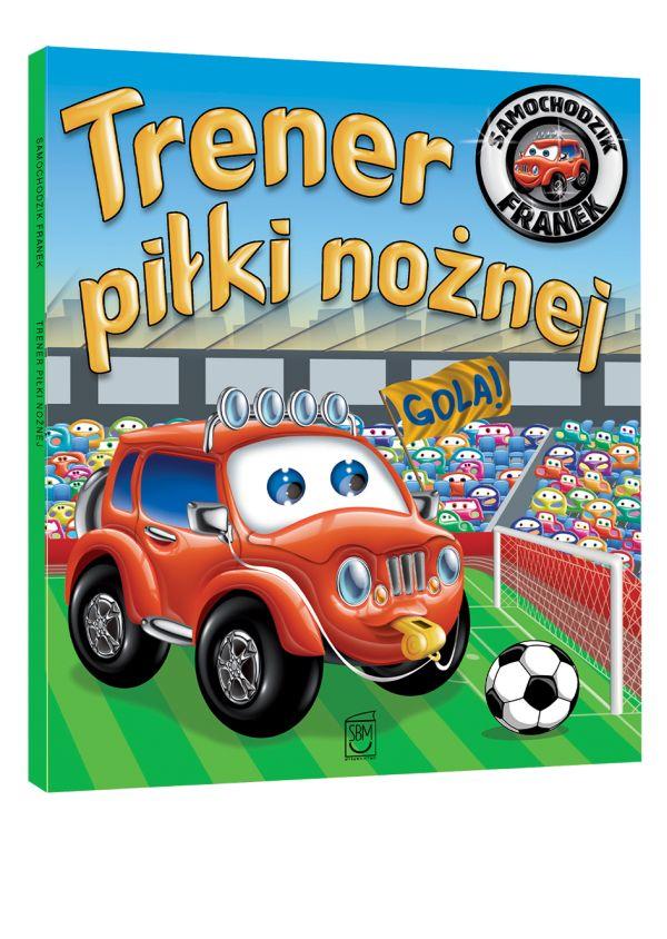 Samochodzik Franek. Trener piłki nożnej