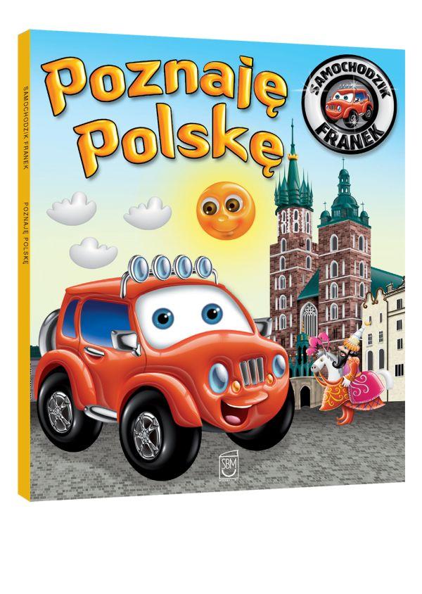 Samochodzik Franek. Poznaję Polskę