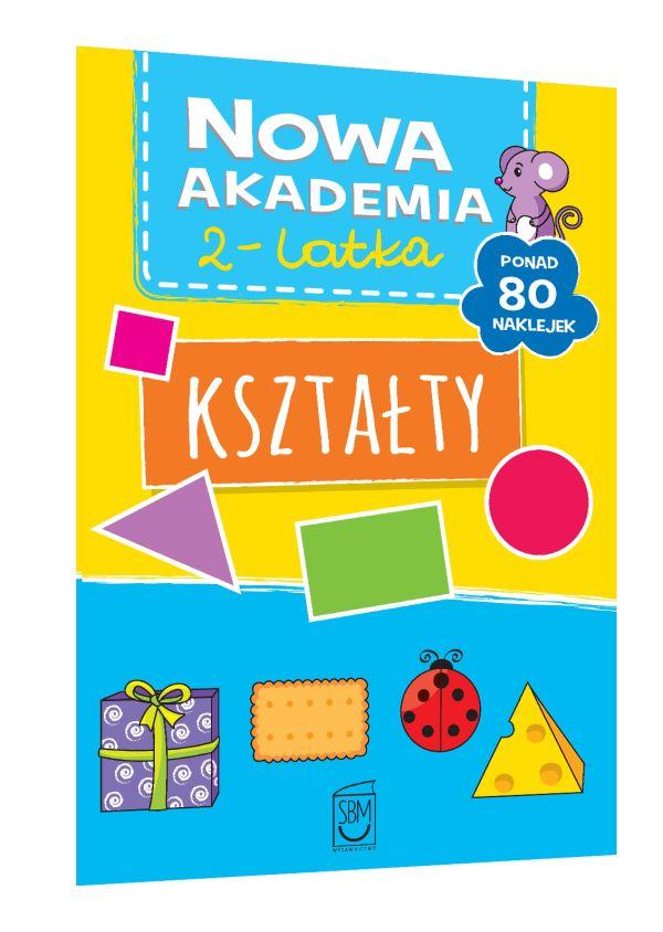 Nowa Akademia 2- latka. Kształty