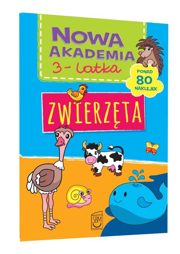 Nowa Akademia 3- latka. Zwierzęta