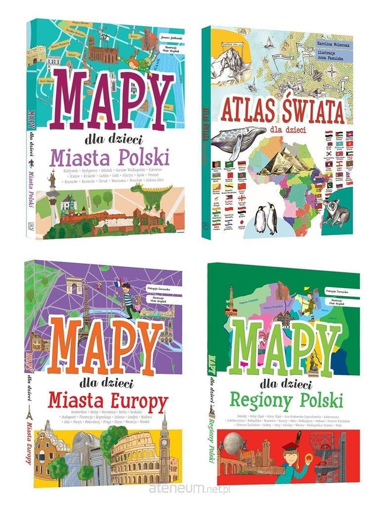 Pakiet Mapy – zgarnij extra 30 zł