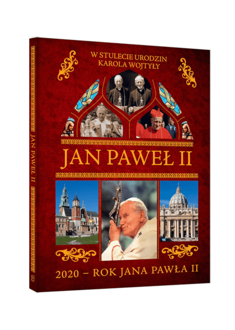 2020 – rok Jana Pawła II. W stulecie urodzin Karola Wojtyły
