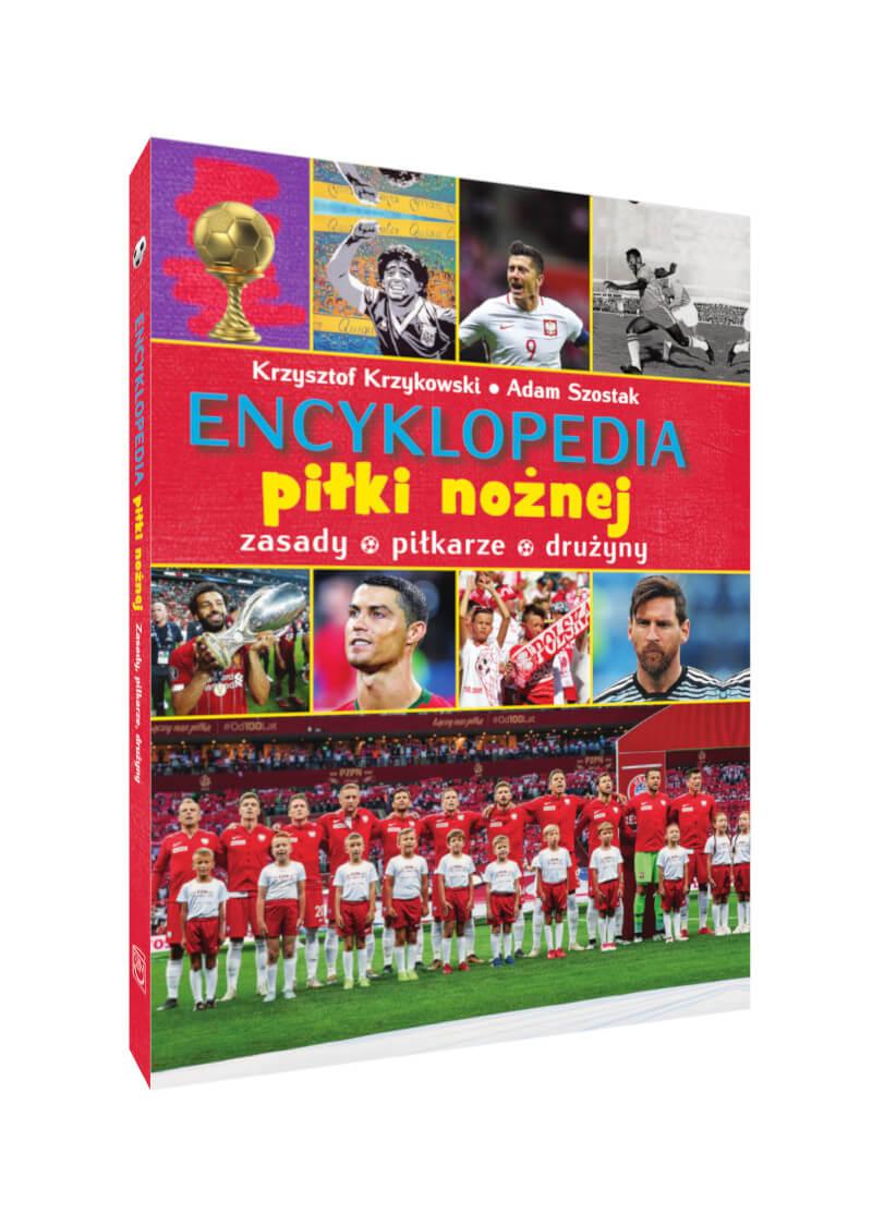 Encyklopedia piłki nożnej. Edycja Mistrzostw Europy 2020