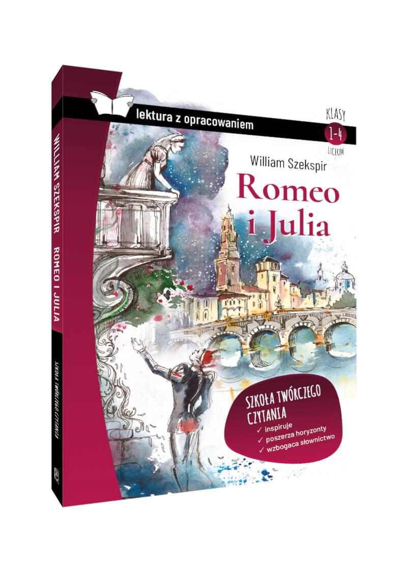 Romeo i Julia. Z opracowaniem