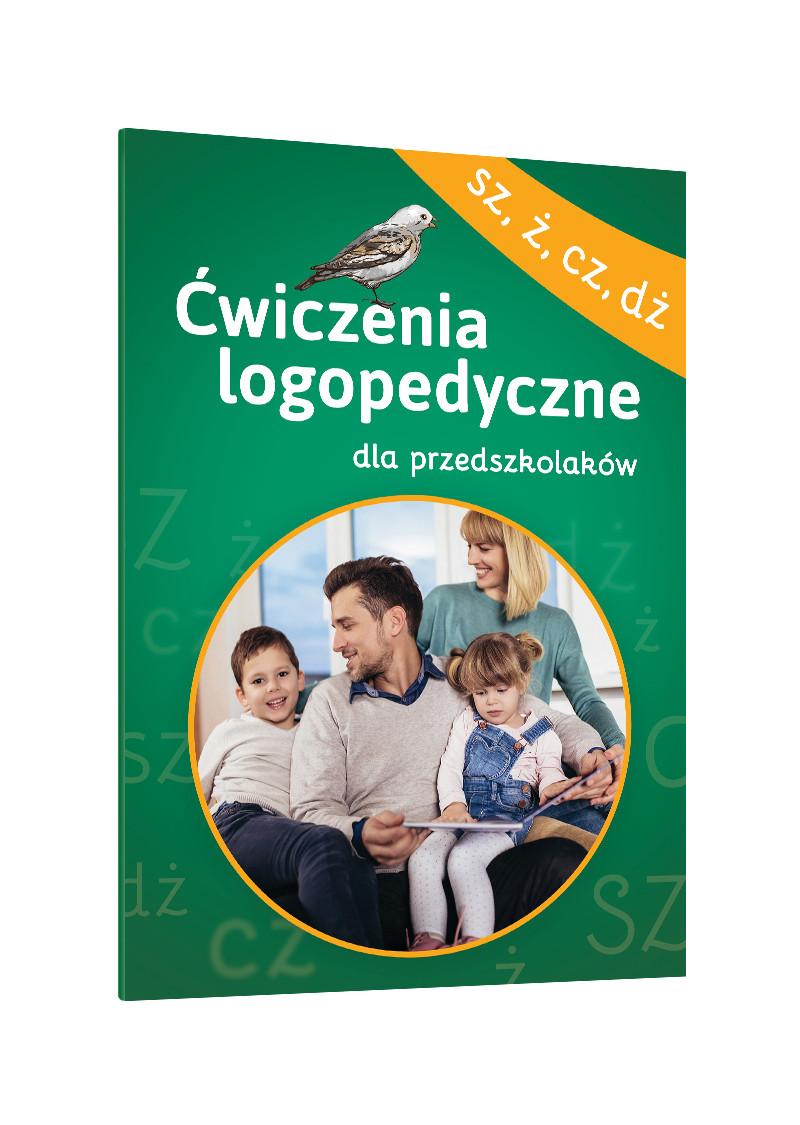 Ćwiczenia logopedyczne dla przedszkolaków (sz,  ż, cz, dż)