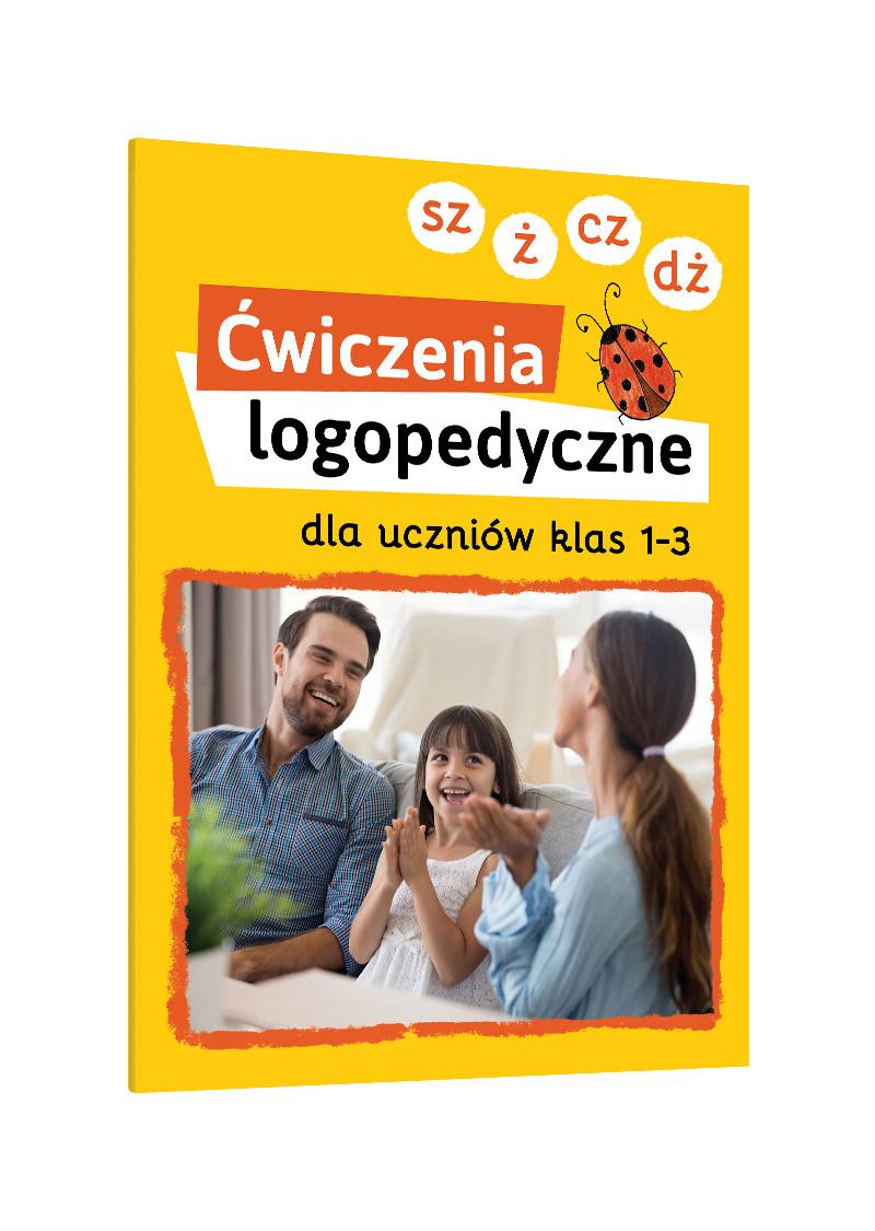 Ćwiczenia logopedyczne dla uczniów klas 1-3 (sz,  ż, cz, dż)