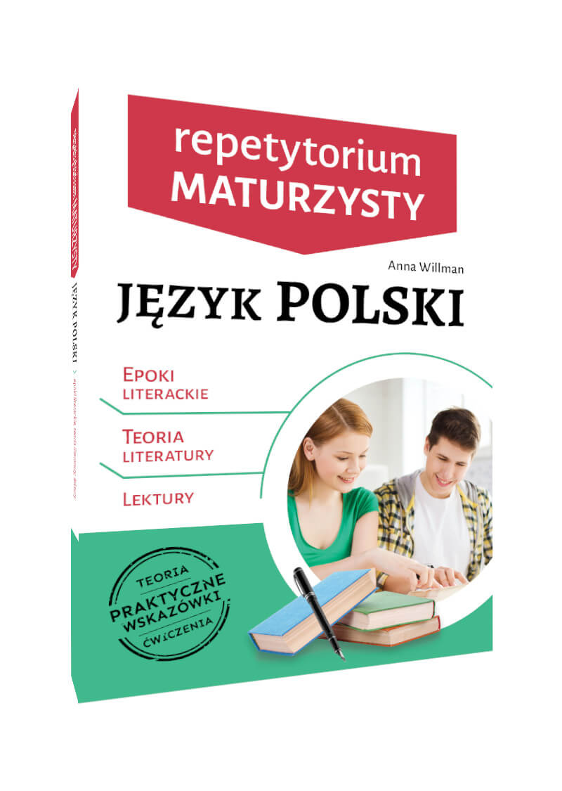 Repetytorium maturzysty. Język polski. Epoki literackie | Teoria literatury | Lektury