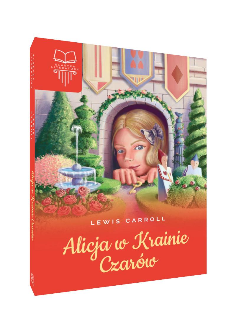 Alicja w Krainie Czarów. Bez opracowania