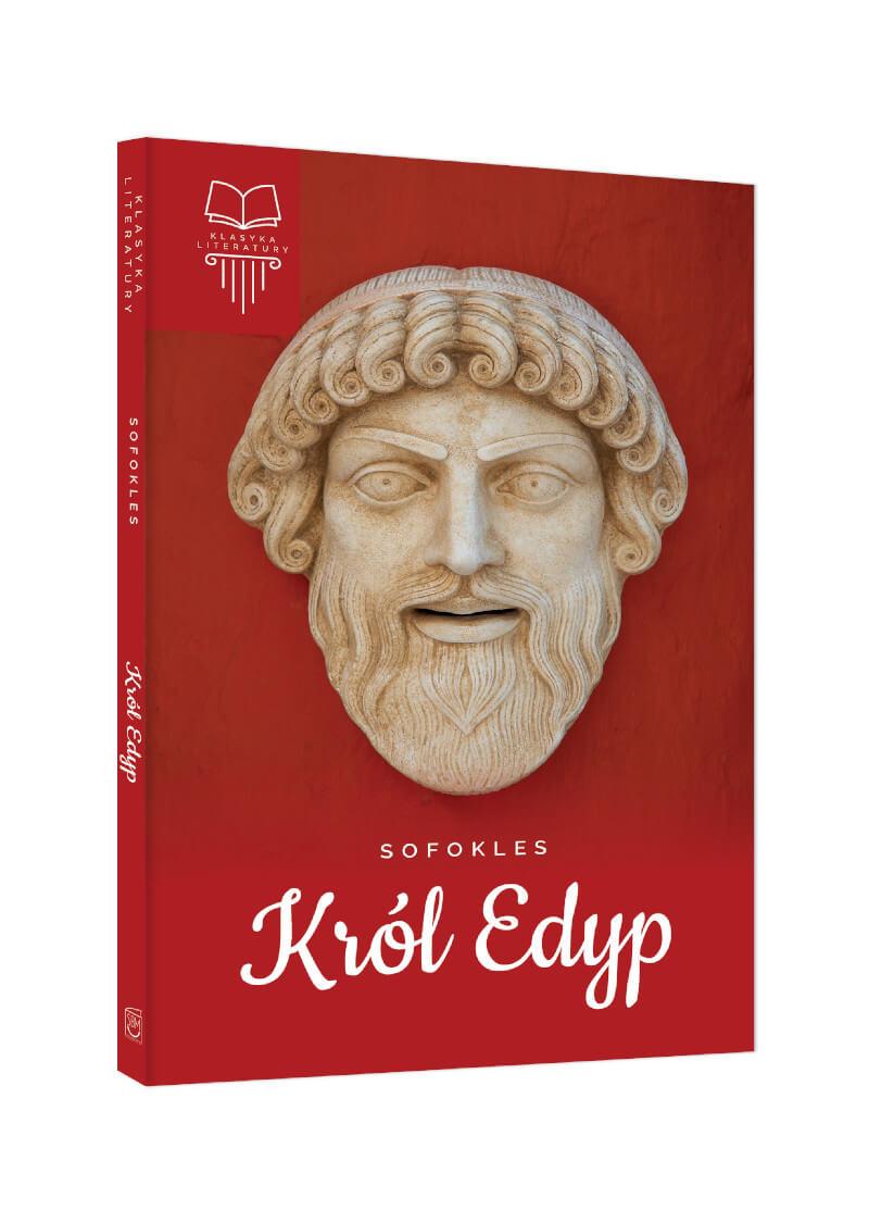 Król Edyp. Bez opracowania