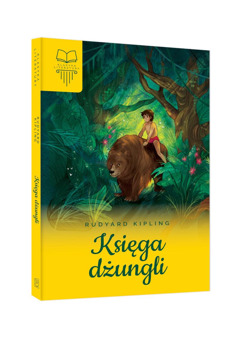 Księga dżungli. Bez opracowania