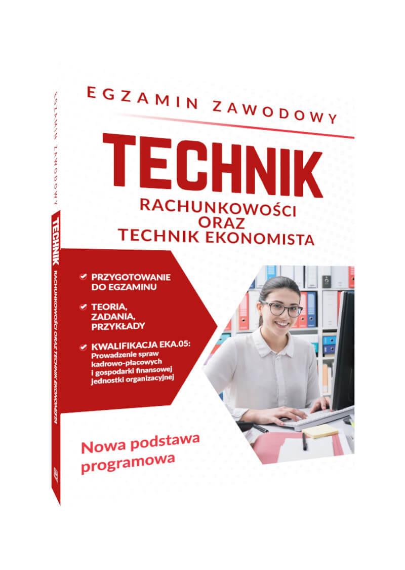 Egzamin zawodowy. Technik rachunkowości oraz technik ekonomista