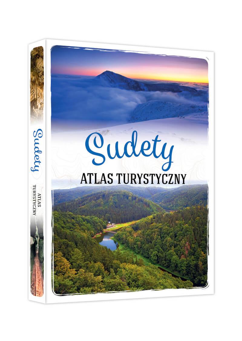 Sudety. Atlas turystyczny