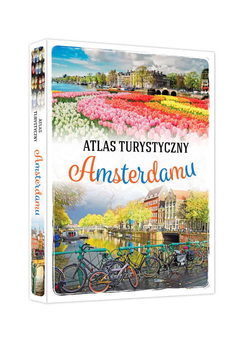 Atlas turystyczny Amsterdamu