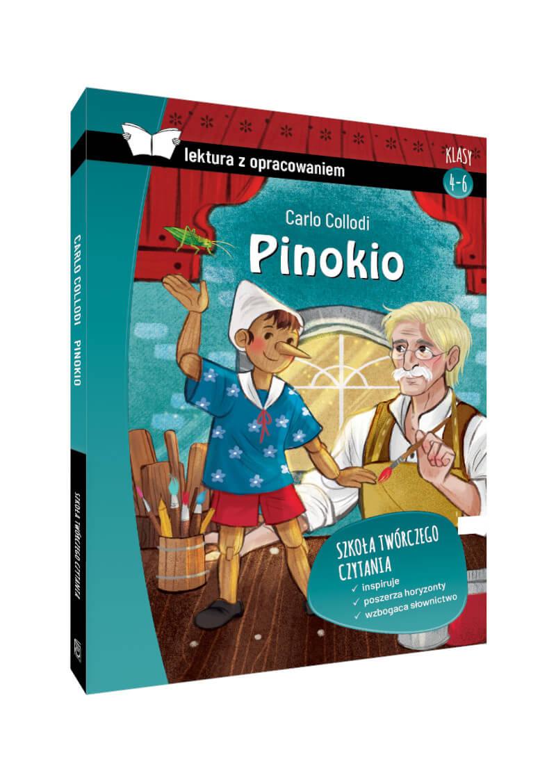 Pinokio. Z opracowaniem