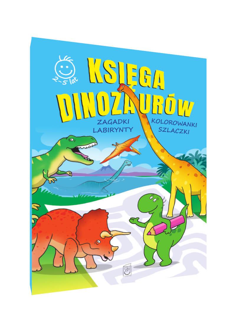 Księga dinozaurów