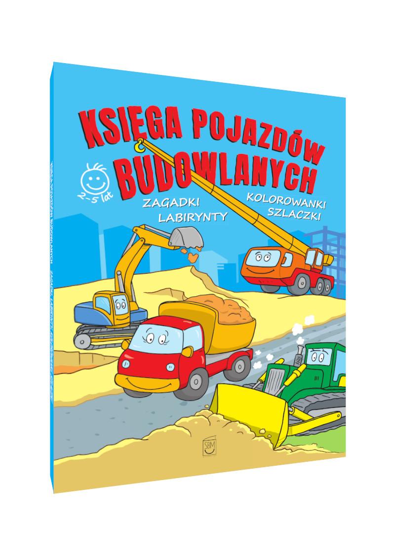 Księga pojazdów budowlanych